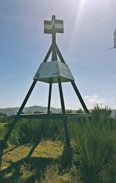 Kaukau through the trig