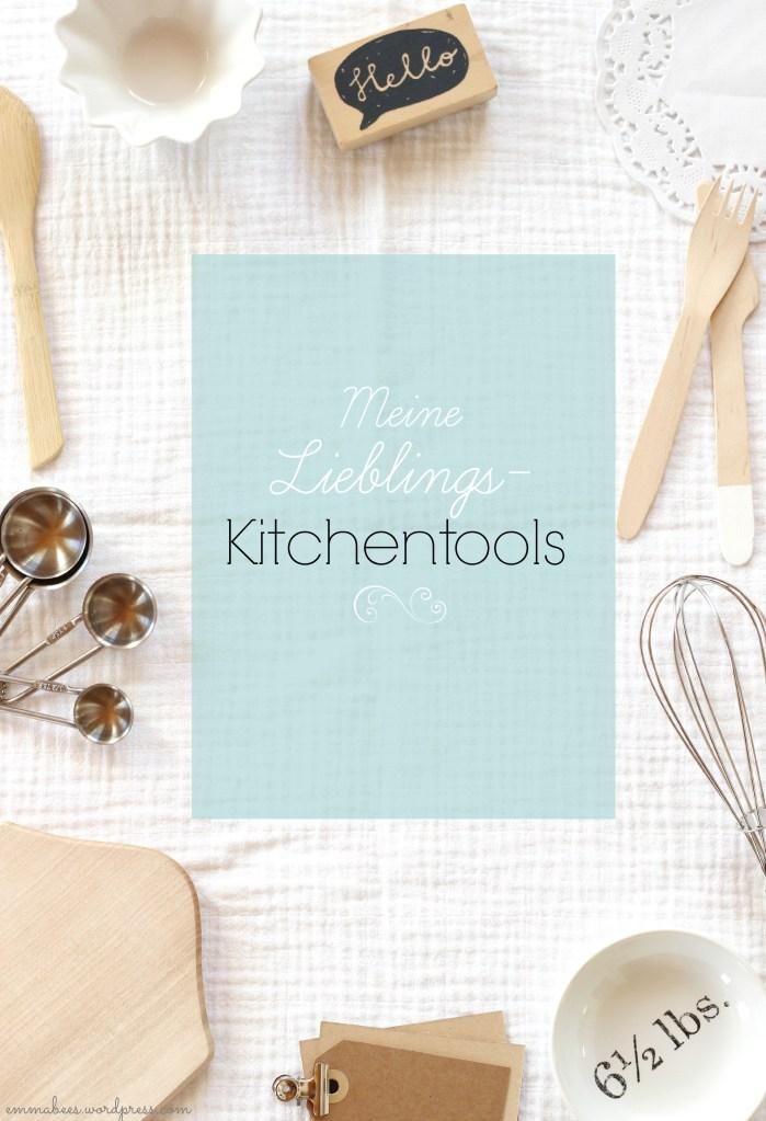 Ich möchte Dir meine kleine, feine und megatalentierte Küchen-Assistentin vorstellen…