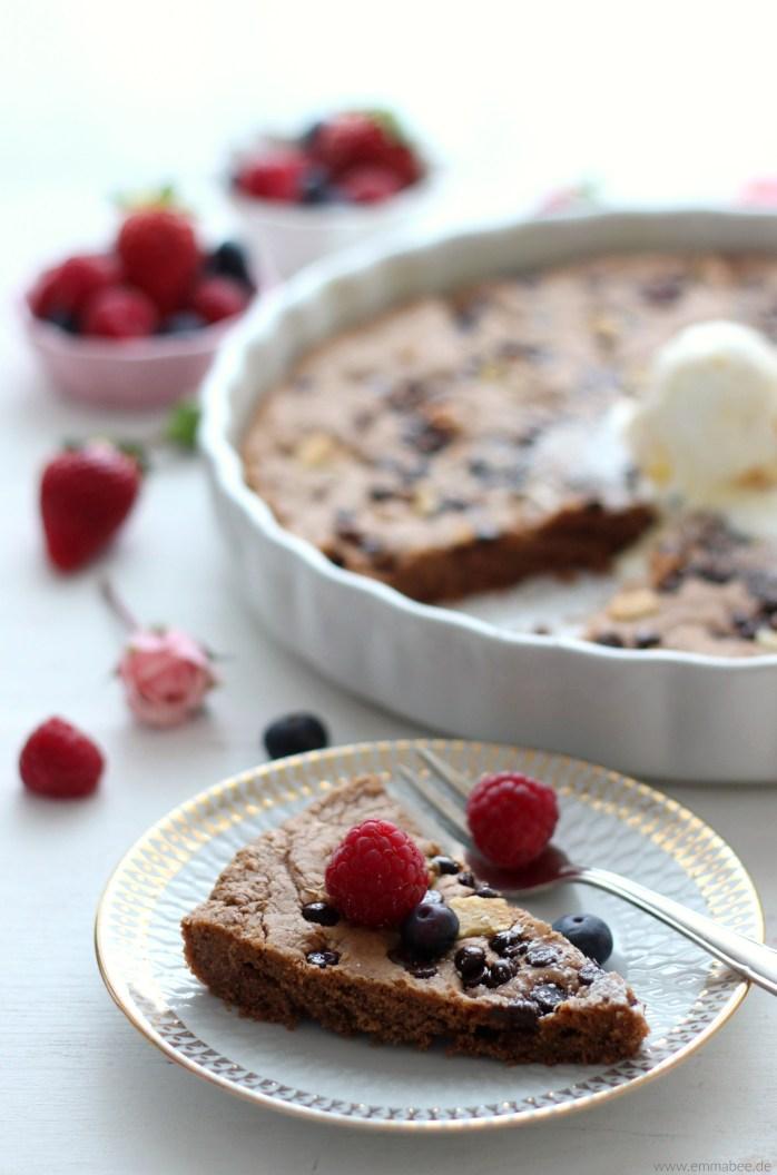 EmmaBee Schokoladen Cookie Rezept