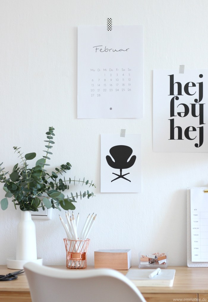 EmmaBee Homeoffice Tipps