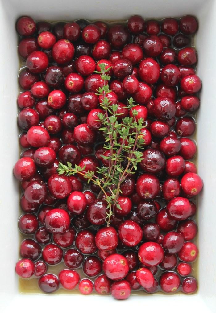 EmmaBee Rezept Cranberriessosse