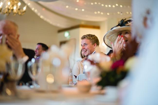 garstang hotel wedding guests