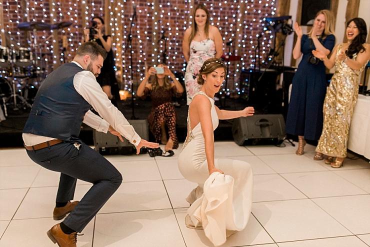 surprise wedding dance