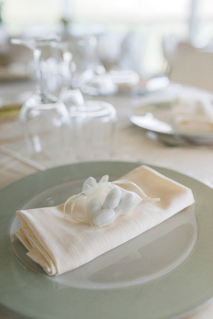 italian wedding favours