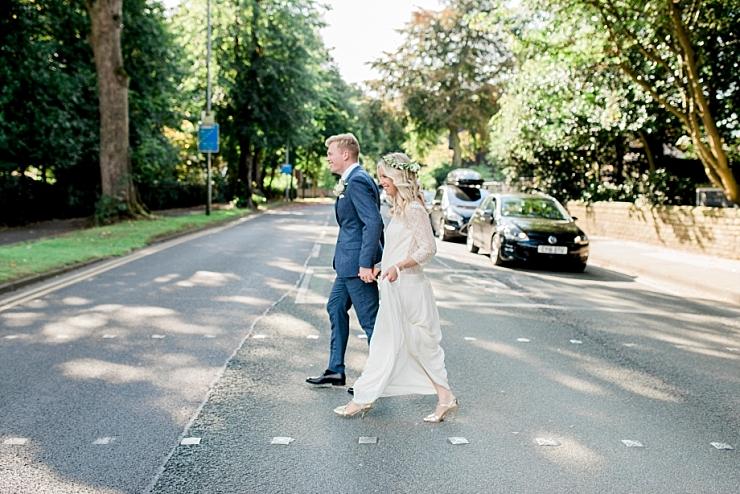 boho wedding manchester