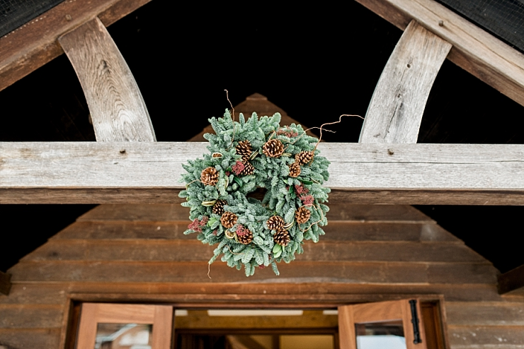 sandhole wreath