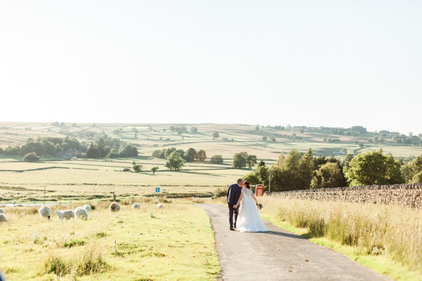 lake district barn wedding