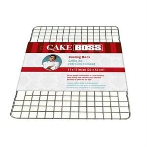Cake Boss 28x40cm Cooling Rack