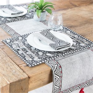 Habitat Assam Table Linen