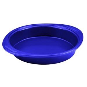 Silverstone Bakeware Round Cake Pan Blue