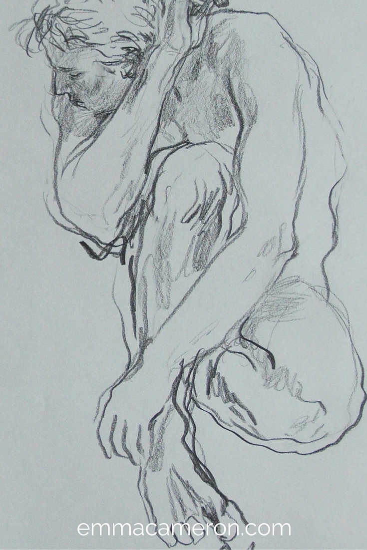 The 4 Biggest Life Drawing Fears  Tips to Overcome Them  Art Therapy and Creative Wisdom