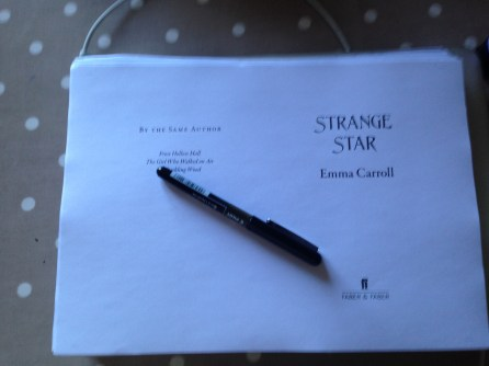 Strange Star Page Proofs