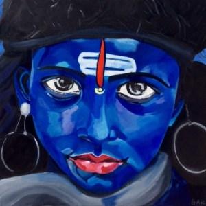 La flamme de Shiva