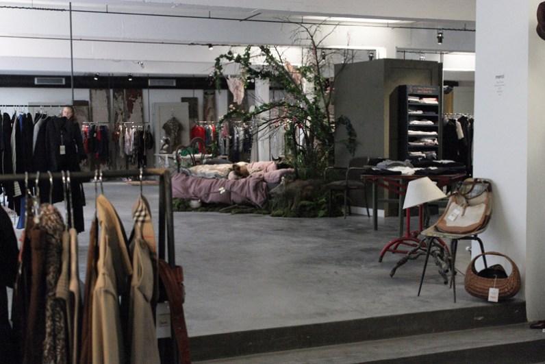 merci clothing section