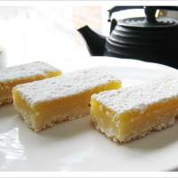 Zip-a-dee-doo-da - Zippy Lemon Bars