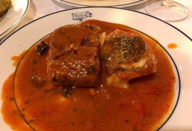 Restaurante Botin Guinness Book of records Madrid Birthday Cod tomato Oldest
