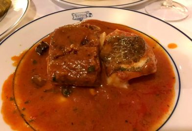 Restaurante Botin Guinness Book of records Madrid Birthday Cod tomato Oldest