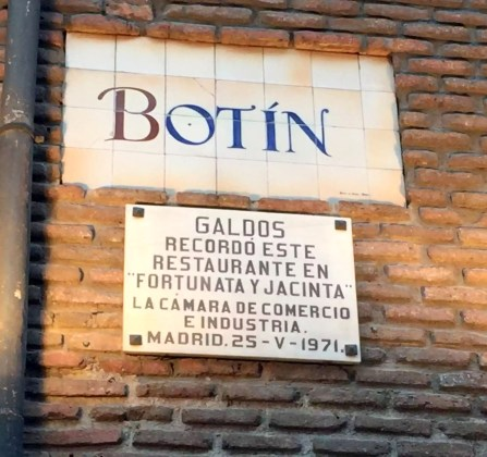 The Most Authentic, Traditional & Best Restaurants in Madrid by Emma Eats & Explores - Botin, Posada de la Villa, Casa Paco & Casa Lucio