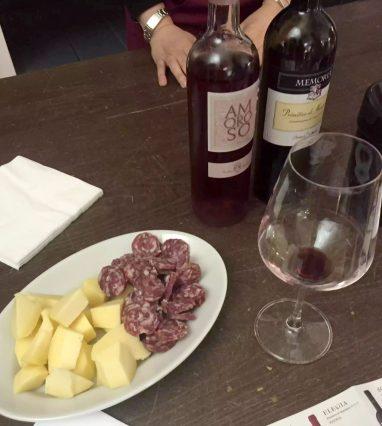 Museo della Civiltà del Vino Primitivo Manduria Puglia Wine Tasting Rose Red White Amoroso Cantina Produttori Vini Manduria Memoria