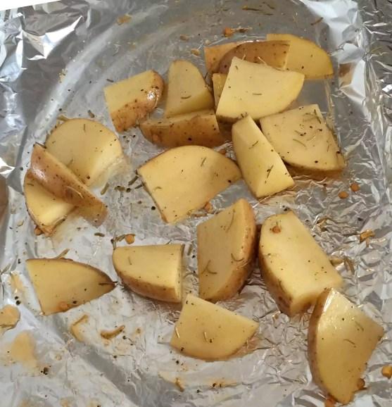 Salmon Dill Celeriac Fishcake Lemon Mayo paleo SCD Gluten-Free Grain-Free Recipe Potato Wedges