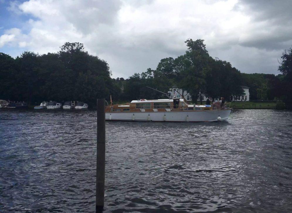 Girl's Lunch Henley Regatta Rowing River