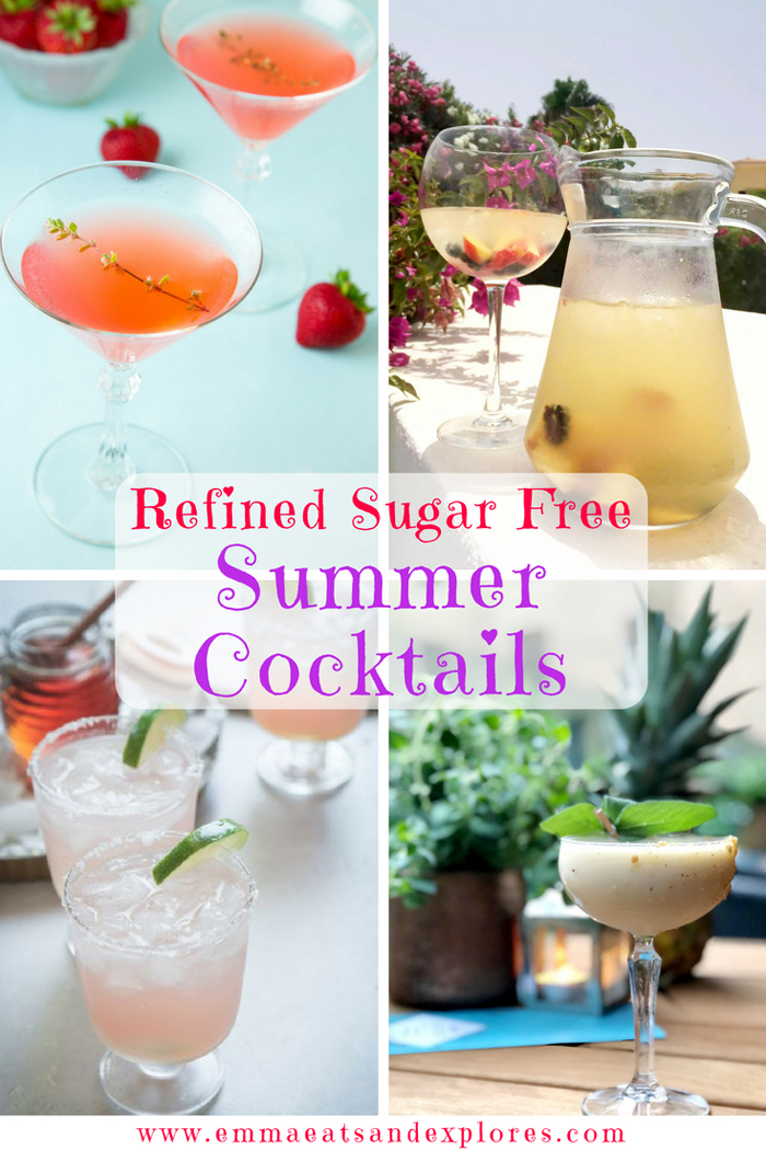 The Best Refined SugarFree Cocktails for Summer