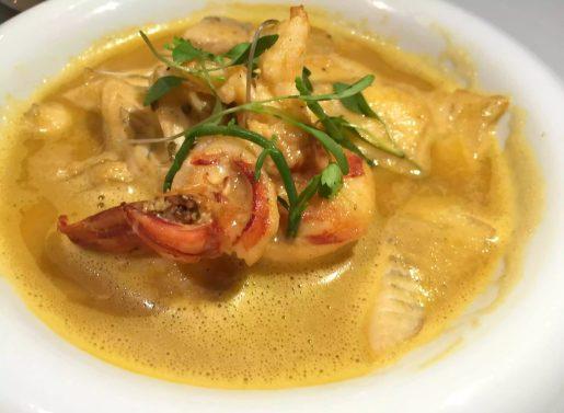Pequeno Mundo Restaurant - Algarve - Bouillabaisse