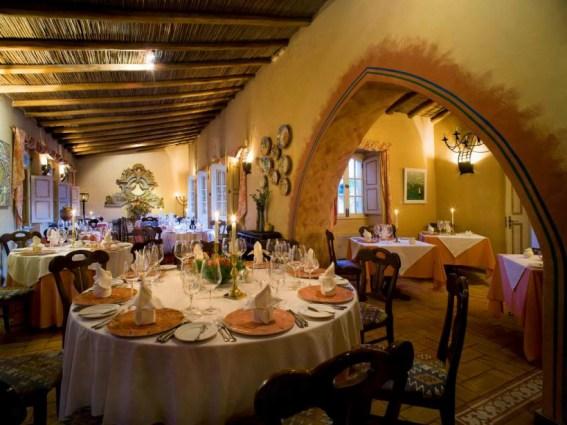 Pequeno Mundo Restaurant - Algarve - Interior
