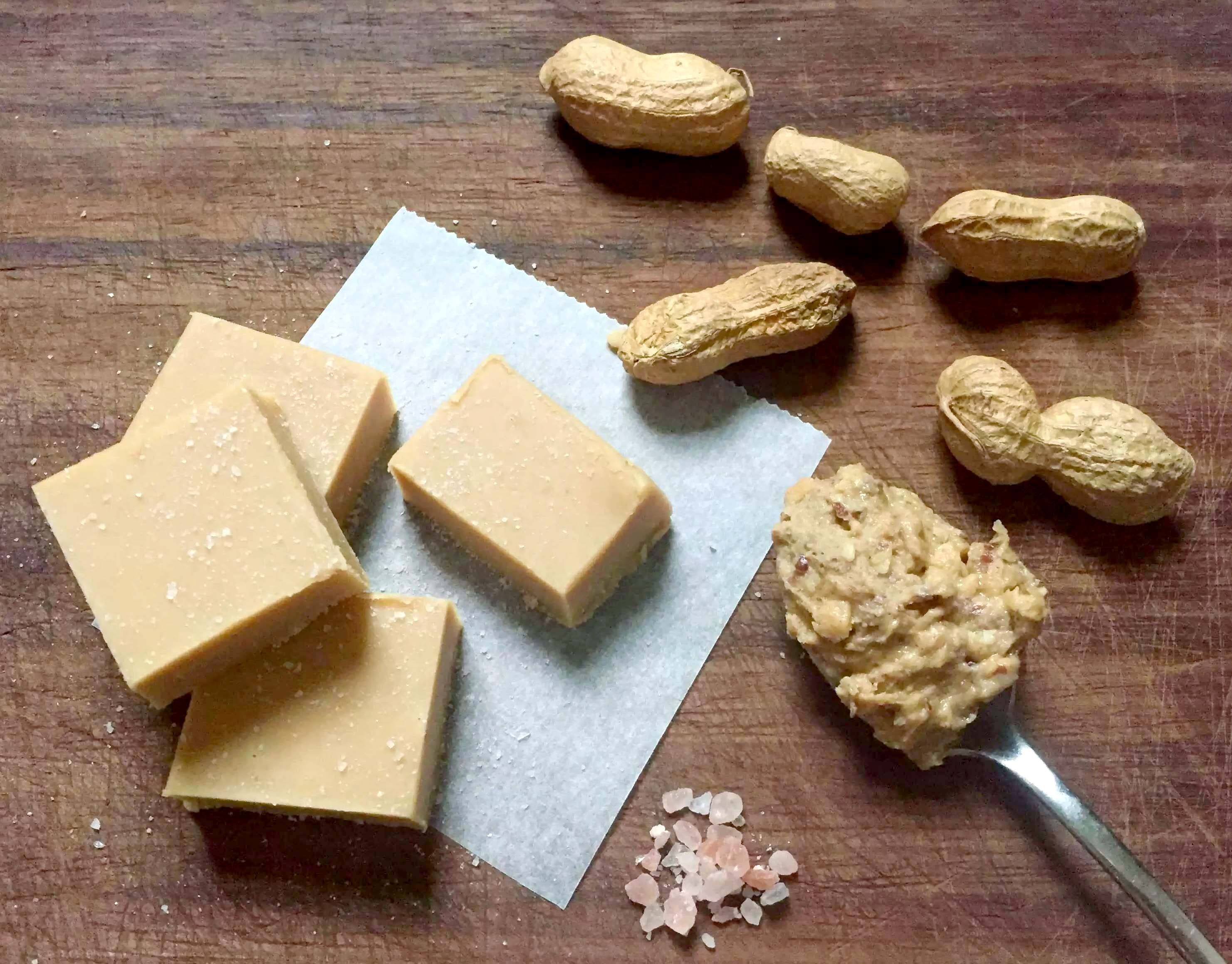 Healthy Peanut Butter Fudge – Refined Sugar-Free
