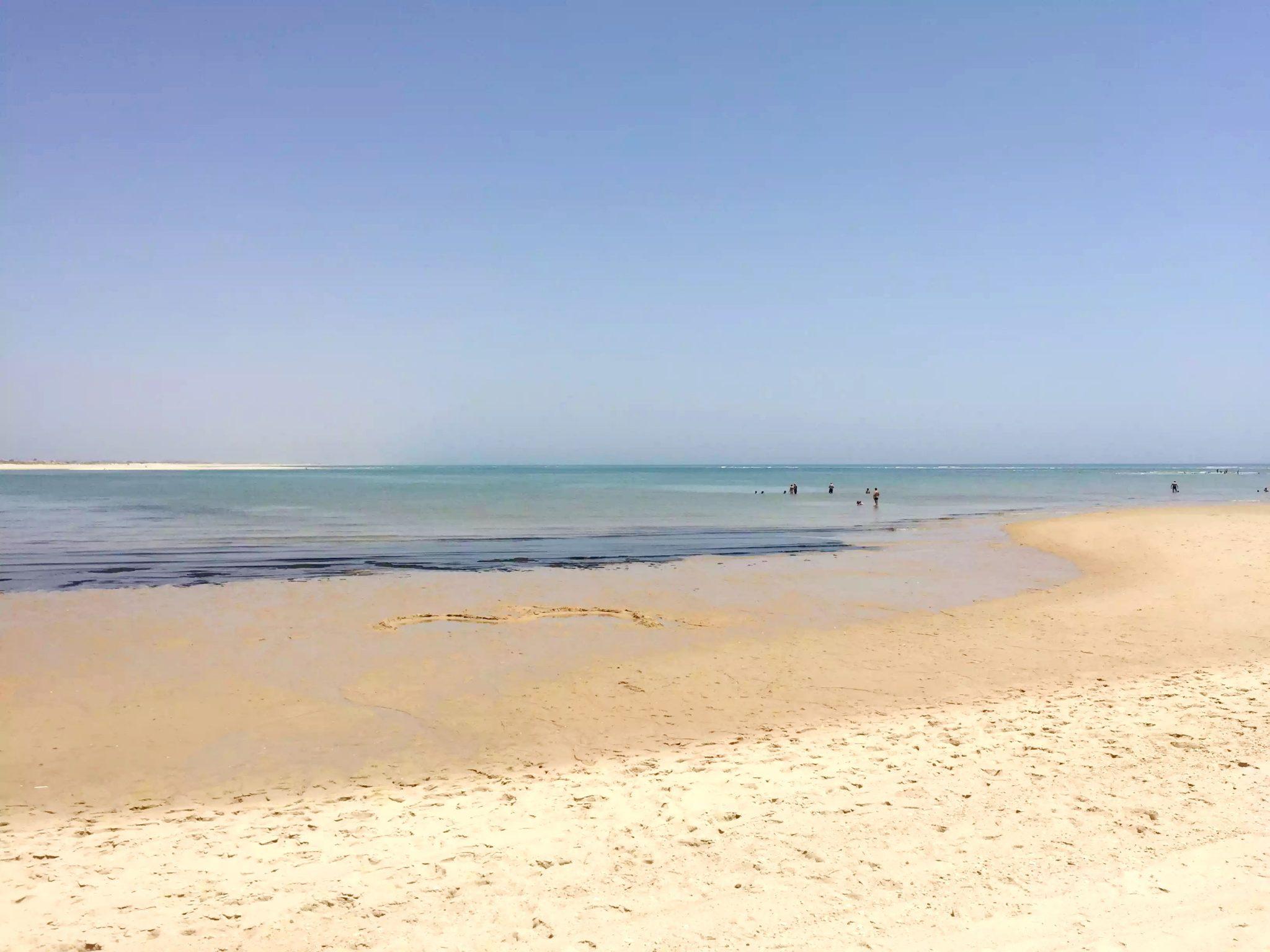 Day-Trip to Armona Island, Algarve, Portugal