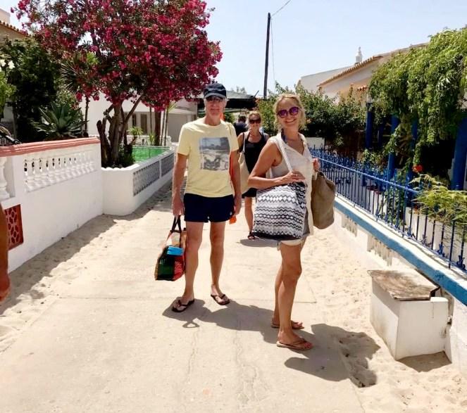 Armona Island (Ilha Armona) Faro, Olhao, Algarve, Portugal by Emma Eats & Explores