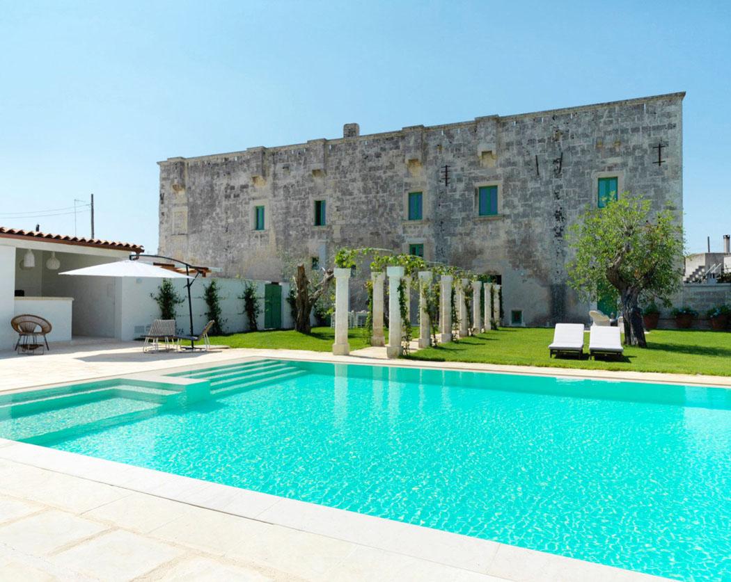 Palazzo Ducale Venturi – Minervino di Lecce, Puglia