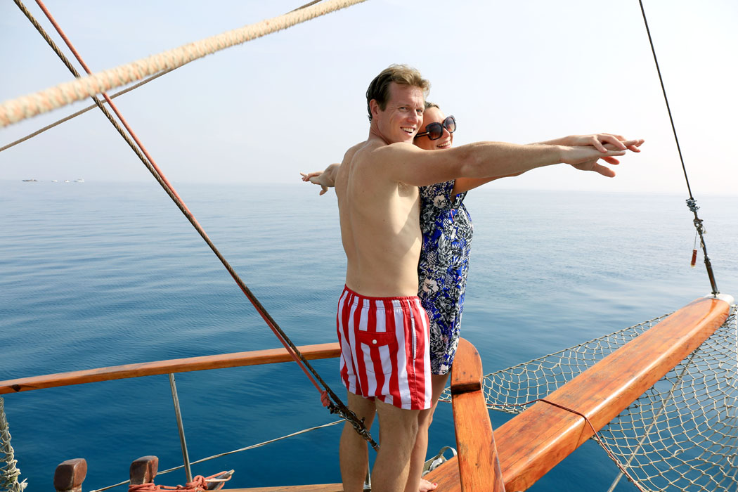 Sailing in Larnaca, Cyprus with Tripadvisor