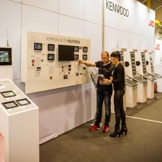 Kenwood Displays