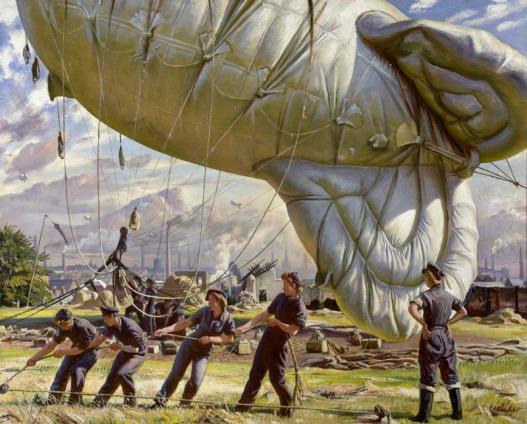 A_Balloon_Site,_Coventry_(1943)_(Art._IWM_ART_LD_2750)