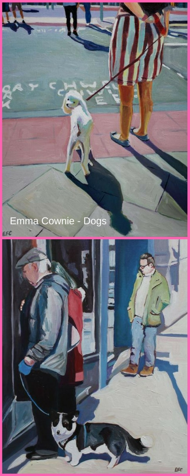 Emma Cownie Dogs