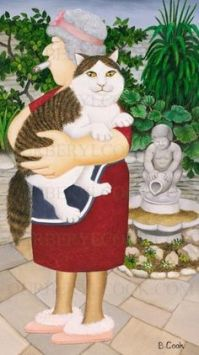 8e9c3e3127b4011531b147b2f2834d8f--fat-cats-cat-art