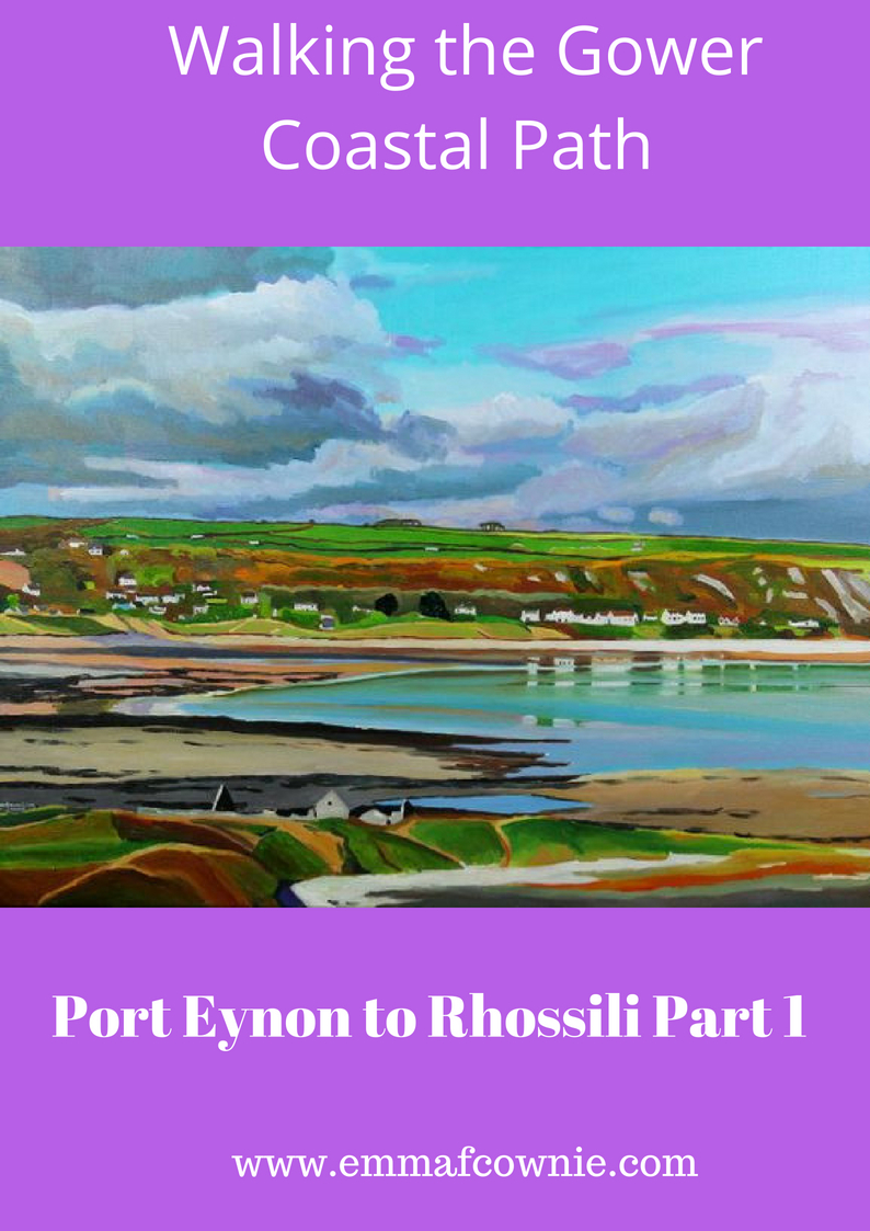 Walking the Gower Coast: Port Eynon to Rhossili Part 1