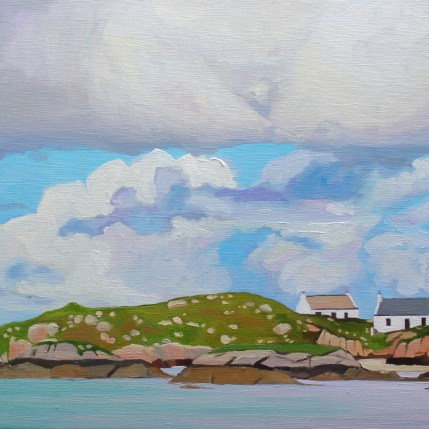 Donegal Cottages on an Island