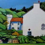 Caldey Cottages by Emma Cownie