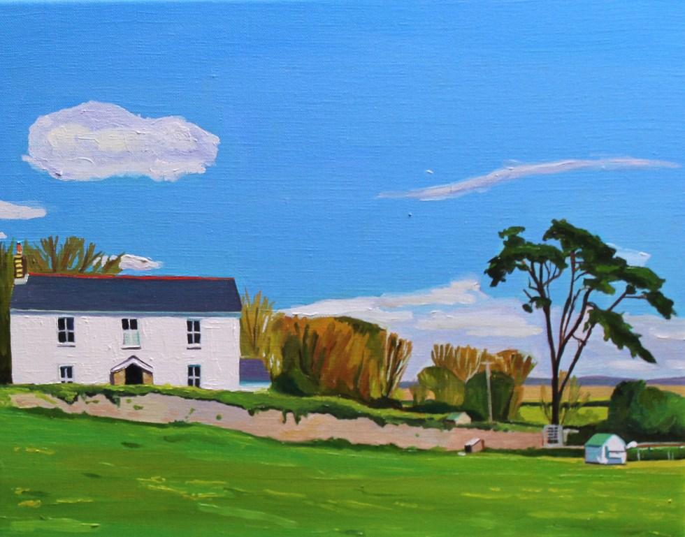 Ivy Cottage Landimore