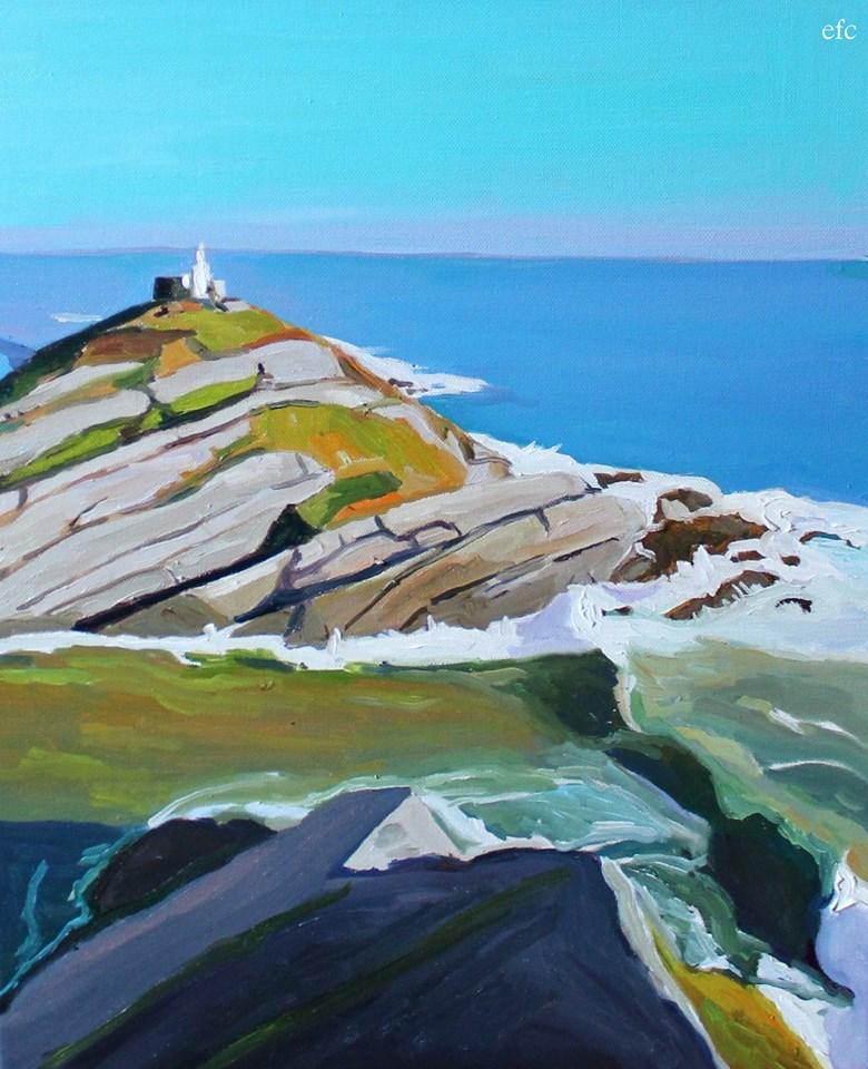 towards mumbles lighthouse