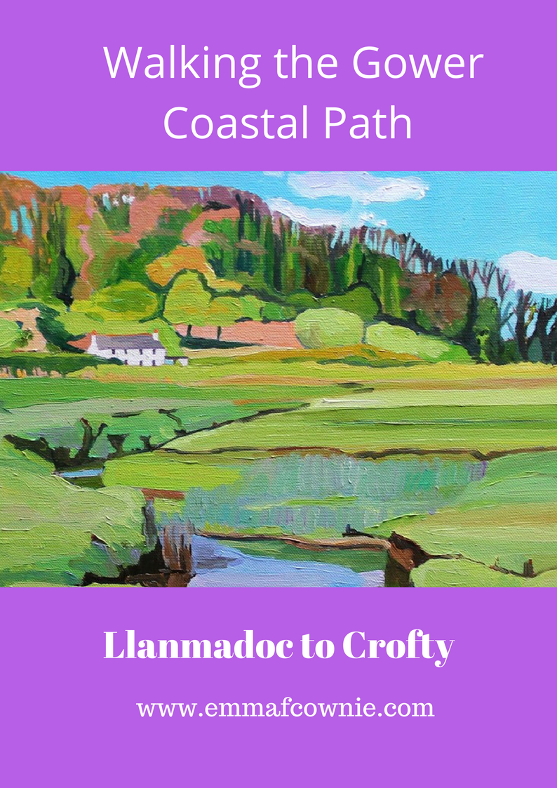Gower Coastal Walks – Llanmadoc to Crofty