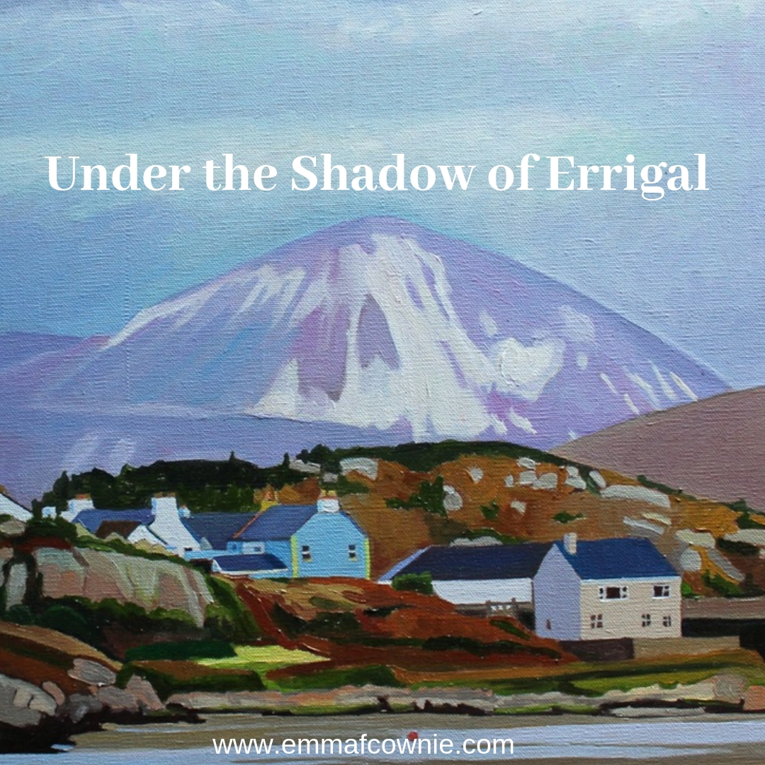 Under The Shadow of Errigal