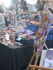 Sparkly Bow Stall