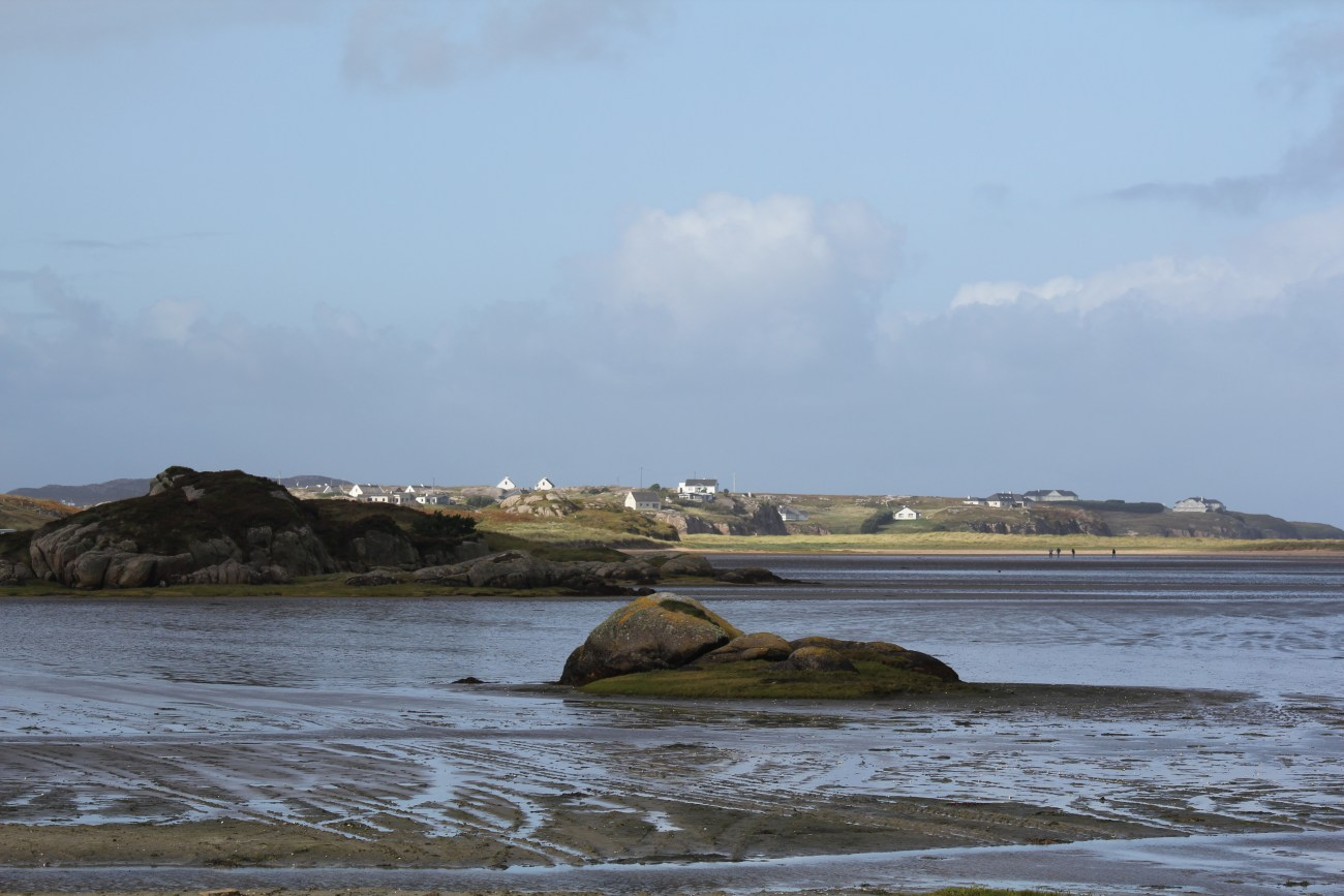 Cruit Island at Low Tide