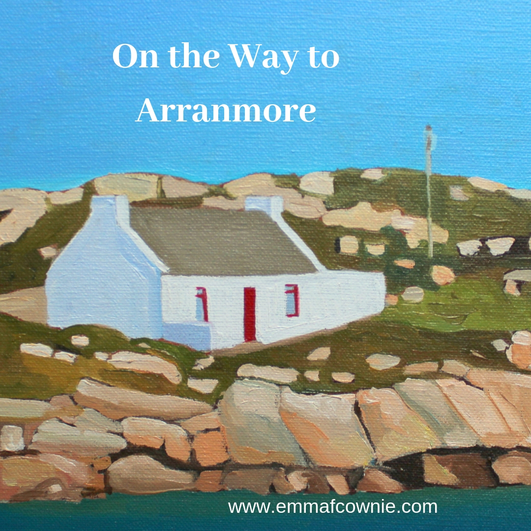 On the Way to Arranmore