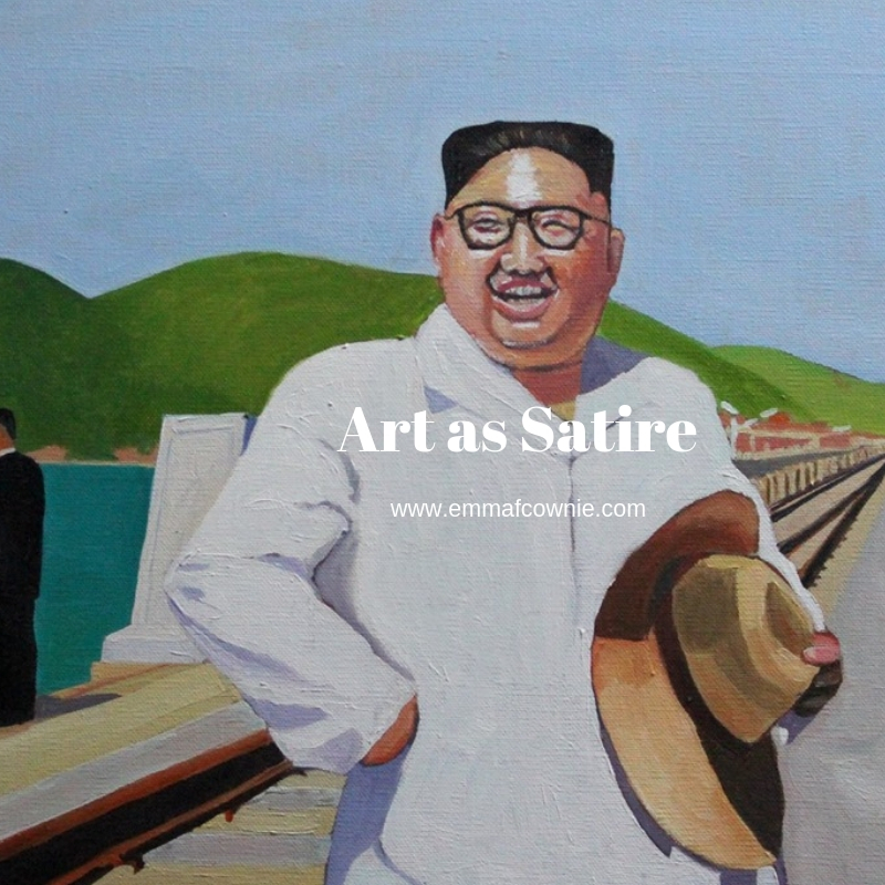 Art as Satire