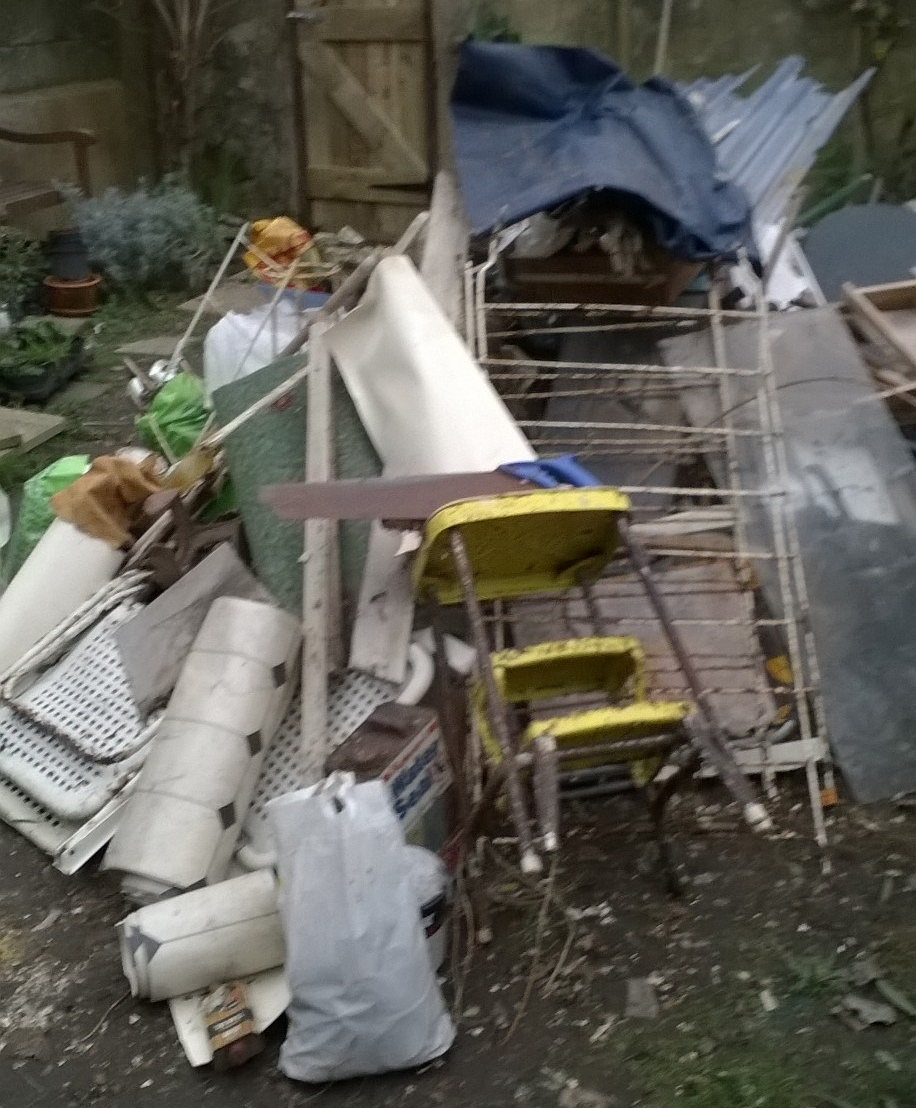 Shed contents