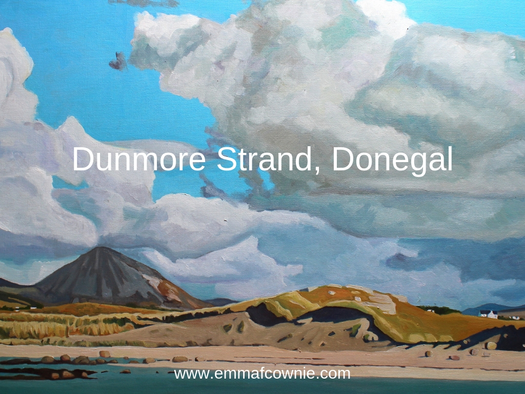 Dunmore Strand, Donegal